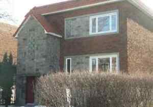 Maison à louer Beau Rosemont RDC+Ssol+stat coin Beaubien