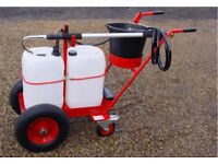 SCH 50l Watering Trolley/Bowser