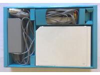 Nintendo Wii 2 Video Games Console White Boxed Gun Wheel Remote Accessories Excellent Condition