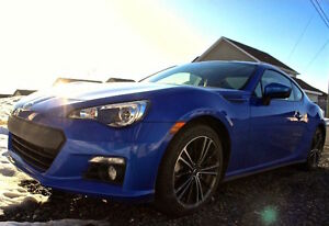 2014 Subaru BRZ Coupe (2 door)