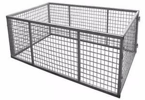 Brand New Galvanised Cages to suit box trailers 8ft x 5ft 8x5 900