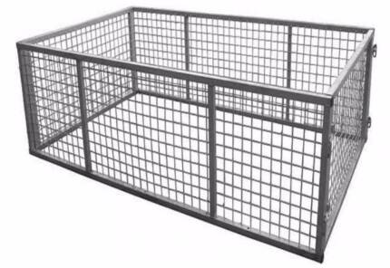 Brand New Galvanised Cages to suit box trailers 6ft x 4ft 6x4 600 Noble Park North Greater Dandenong Preview