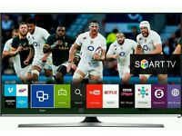 """Samsung 40"""" LED smart wifi built USB MEDIA PLAYER HD FREEVIEW"""