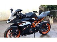 KTM RC 125cc