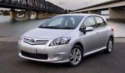 Toyota Corolla (2010) Rego until June 2018  Silverwater Auburn Area Preview