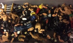 Wrestling collection for sale