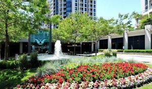 1-Month Rental Luxury Humber Bay Condo (Lower Penthouse) May