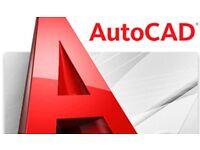 Autodesk AutoCad 2018 3 Years