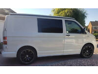 VW T5 Transporter Campervan 20071.9 TDI T28 SWB 93 000 miles MOT due April 2019.
