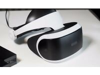 PlayStation VR (PSVR) and PS VR Worlds Game