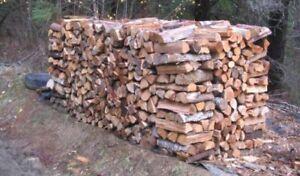 2 plus cords of firewood $300 - Hardwood