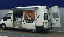 Mobile Coffee Van business for sale Sunbury Hume Area Preview