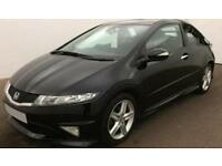 Honda Civic 1.8i-VTEC 2009MY Type S GT FROM £25 PER WEEK!