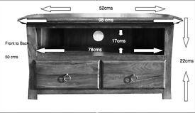 Corner TV Cabinet in Good Condition