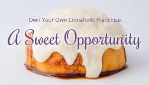 Own a Cinnaholic Franchise!