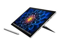 Brand NEW Surface pro 4 m3 cpu, 4gb ram, 128gb ssd. Complete bundle, type cover and stylus.
