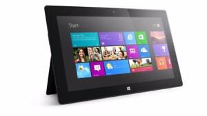 MEGA SOLDE: Microsoft Surface 2 RT Quad Core - 64GB - HDMI - avec clavier d'origine