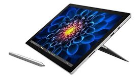 Microsoft Surface Pro 4 with Surface Pen 256GB SSD / 8GB RAM Intel Core i5 Brand New Sealed