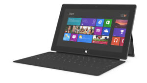 Microsoft Surface RT 64 GB HD and 2 GB Ram with Full Office 2013