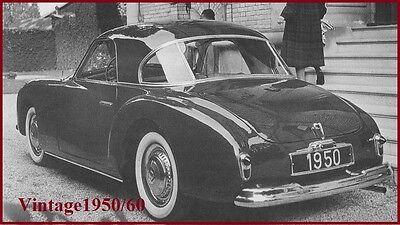 Car-Vintage1950/60