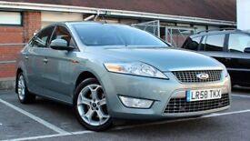 FORD MONDEO 1.8TDCI TITANIUM 58PLATE FULL HISTORY 13STAMPS 1 OWNER YEAR MOT SUPERB INSIGNIA PASSAT