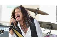 Fantastic Steven Tyler FRONT ROW Tickets London 7/8/18
