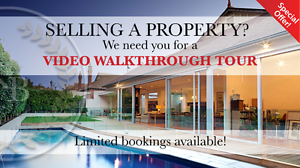 Selling A Property? We need you for a video tour/walkthrough! Boronia Knox Area Preview