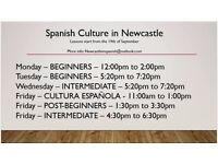 Spanish lessons at Spanish Culture in Newcastle