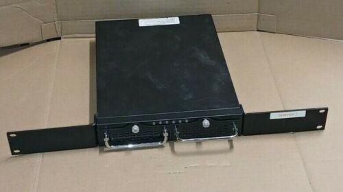 Leightronix Rackmount Media Storage eSata or USB 2 Drive SATA RAID ~ No Drives