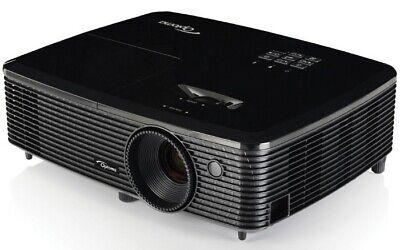 High End FULL HD OPTOMA HD142x 3.000 AnsiLumen Beamer 23.000:1 Kontrast, 2x HDMI