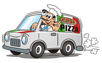 Pizza Delivery Driver needed ASAP