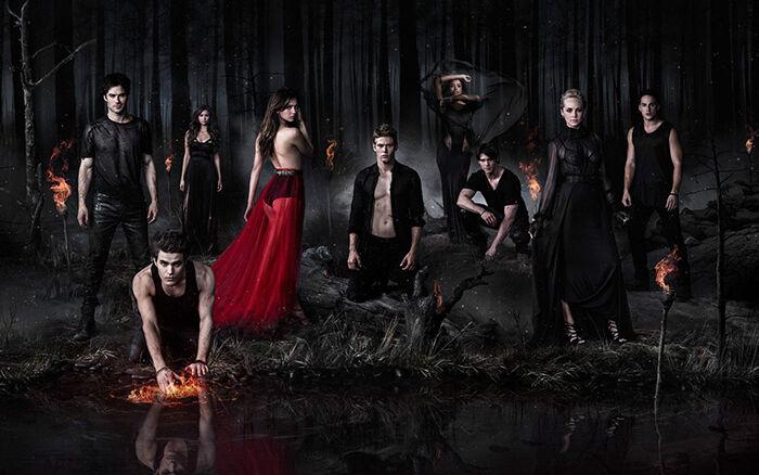 Die Stars der Serie