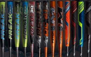 Slo-pitch bats