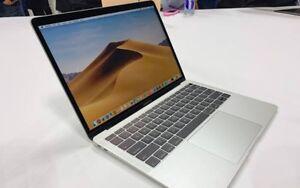MacBook Air late 2018 model