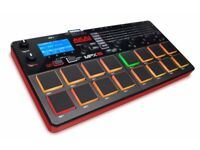 Akai MPX16 Sample Player with SD Card & SD Card Adapter!