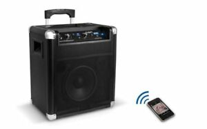 PORTABLE ROCKBOX BLUETOOTH COMPATABLE FOR CELL PHONES