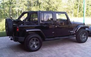 *** 2011 Jeep Wranger Mojave Special Edition ***