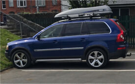 Volvo XC90 ocean race edition 55 plate D5