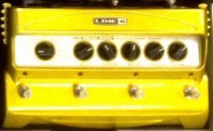Line 6 DM4 distortion modeler