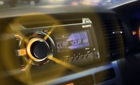 SONY CD Receiver with BLUETOOTH® Wireless Technology