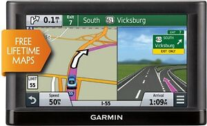 New in Box - Never used Garmin Nüvi 58 LM