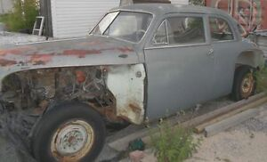 1950 Plymouth 2 Dr. Club Coupe Special Deluxe Project Good Shape