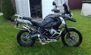 Bmw 1200 GS 2013 Triple black