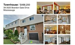 #FALL.IN.LOVE *OPEN HOUSE* Sep 24 * 4-bdrm Town * w/o Bsmnt *