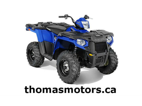 Used 2015 Polaris Sportsman ETX 4x4