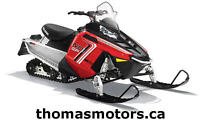 0% Financing/60 Months - NEW 2015 POLARIS 800 INDY SP, E/S