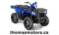 2015 POLARIS Sportsman ETX 4x4 (plus Frt & PDI)
