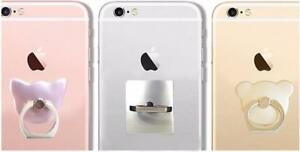 4 Packs of Smartphone Ring Grip Stand/Holder