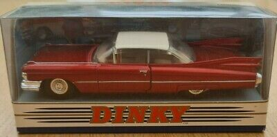 Matchbox The Dinky Collection DY7 Cadillac Coupe De Ville 1959 1:43 Metallic...