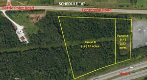 CENTENNIAL ROAD (Lot A), PASSEKEAG
